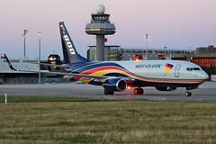 Boeing 737-86N(BCF)(WL) - G-NPTA - HAJ - 02.07.2018 (Matthias Schichta) Tags: haj hannoverlangenhagen eddv planespotting boeing b737800 gnpta westatlanticuk flugzeugbilder