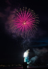 IMG_0155 (Alex Wilson Photography) Tags: fireworks firework independence day july 4th 4 2018 usa time fire works cool blast loud boom bright dark lake illinois