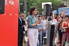 13.07.18 - Fiesta de la Rosa - Vicálvaro (MADRID - PSOE) Tags: psoem vicálvaro carmen calvo
