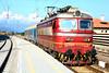 Bulgarian State Railways 91 52 0044 120-1 (ARDcoasters) Tags: kilsura train railway station bulgaria electric locomotive europe balkan skoda locohauled carriage
