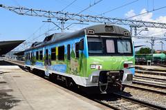 Monforte de Lemos (REGFA251013) Tags: renfe 596014 tren turistico comnoio train diesel galicia monforte de lemos riberascra
