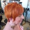 June 2018 (Patrice Bailey) Tags: earrings redhead redhair cd crossdress crossdresser crossdressing ts tv tg tranny tgirl tgurl transvestite transgender haid salon