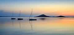Cavanna Sunset (Juampiter) Tags: la manga del mar menor lamanga