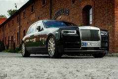 Phantom (mateusz.jedrak1) Tags: rollsroyce phantom wroclaw car topacz