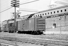 C&S Class XM-32C 1348 (Chuck Zeiler) Tags: cs class xm32c 1348 burlington railroad boxcar freight car naperville train chuckzeiler chz