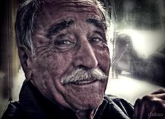 Vintage (Franco D´Albao) Tags: canonpowershotg10 francodalbao dalbao portrait julio hombre man bigote moustache