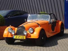 1984 Morgan Plus 8 (harry_nl) Tags: netherlands nederland 2018 utrecht morgan plus8 jrzt22 sidecode5 louwman