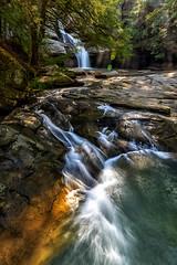 Cedar Falls (Joe Eisel) Tags: logan ohio usa hocking hills state park waterfall water trees tree rock rocks tamronsp2470mmf28divcusd cedar falls