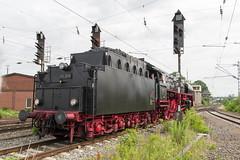 01 519 (03) (Disktoaster) Tags: eisenbahn zug railway train db deutschebahn locomotive güterzug bahn pentaxk1 westfalendampf 01519 dampflok steamer steamlocomotive