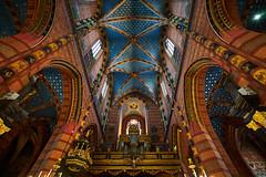 St. Mary's Church (matt.kueh) Tags: church architecture krakow cracow krakau poland stmaryschurch sonyilce7m2 sonyfe1635mmf4zaoss