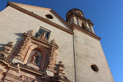 Convento de San José (Fuentes de Andalucía) (pepecatalino) Tags: iglesia convento church barroco art turismo tourism monumento monument geografíaurbana urbangeography architecture arquitectura pueblo town arquitecturareligiosa