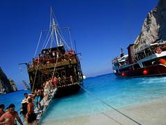 IMG_1122 (SyrianSindibad) Tags: greece zakynthos navagiobeach shipwreckbeach smugglerscove
