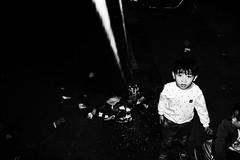 DSCF0103-Edit-2 (Manzur takes photos) Tags: 180418nanyang fujixpro2 night china nanyang henan flash kid street photography 35mm monochrome blackwhite