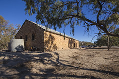 Old Store Building (oz_lightning) Tags: 4wd australia canon6d canonef1635mmf4lis dunlopstation nsw westerndivision architecture building cars history outback rural louth newsouthwales aus