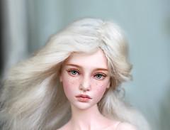 Zaya by Natalia Loseva, face up by me)) (KarinaKo) Tags: natalialosevadolls bjd bjdfaceup losevadolls dollfaceup commission faceupcommission