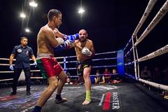 583- BENSIHMED Omar vs KESSEL Joffrey-2 (tof-lo62) Tags: élouges dour boxe thai thailande thailandaise muay team xerra marly fight fighter ring combat gala de go