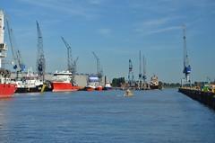 Wiltonhaven (Hugo Sluimer) Tags: portofrotterdam port haven wiltonhaven nlrtm onzehaven scheepvaart schiedam zuidholland holland nederland