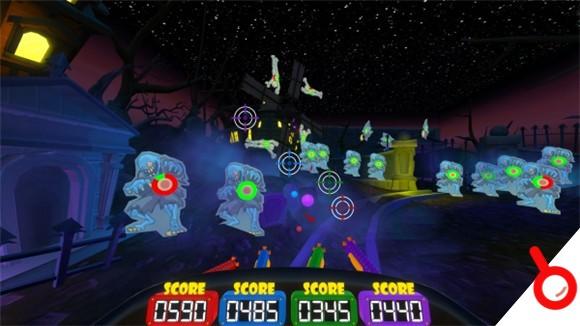 派對遊戲《體感嘉年華》11月6日登陸Switch