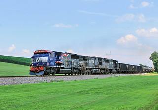 NS 15T at Philadelphia, TN