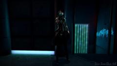 Gasoline (Vinore Raven-Owle) Tags: vinore raven owle maitreya catwa magy vtech cureless moonrabbit r2fashion cyborg android city night robot artificial ai