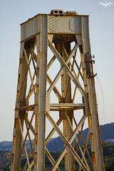 Columna del Quisi (lagunadani) Tags: puente viaducto quisi santaana fgv tram alicante benissa denia trenet trenetdelamarina narrow gauge