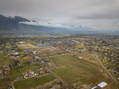 DJI_0017 (jo_asakura) Tags: utah unitedstates us lehi storm clouds mountains weather spring rain snow aerial drone dji flying