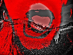 Stop the Killing (soniaadammurray - On & Off) Tags: digitalphotography manipulated experimental collage collaboration abstract stop kill massimobardelli guns violence learn value humanlife now weep comprehend hate today love humanity embraceourdifferences savethefamily workingtowardsabetterworld artchallenge