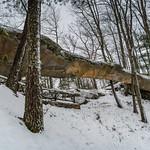 Log Rock, Kingdom Come State Park thumbnail