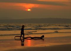 Erin (eddieELM) Tags: ireland donegal murvagh sunset erin irlande irlanda wildatlanticway
