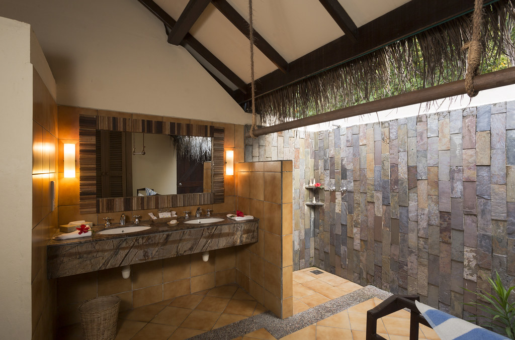 Superior Villa - Bathroom