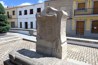 Escudo de Hernán Cortés