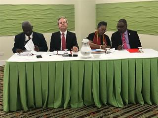 Barbados Faith Leaders Consultation 6 - 7 July 2018