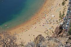 Playa De Las Teresitas, Санта-Круз, Тенеріфе, Канарські острови  InterNetri  782