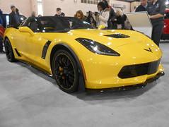 2018 Chevy Corvette Z06 (splattergraphics) Tags: 2018 chevy corvette z06 c7 carshow philadelphiaautoshow pennsylvaniaconventioncenter philadelphiapa