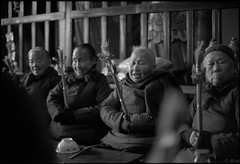 2009.12.28.[17] Zhejiang Wuhang Yuhuang Temple Lunar November 13 Land Festival 浙江 五杭镇十一月十三禹皇庙土主节-64 (8hai - photography) Tags: 2009122817 zhejiang wuhang yuhuang temple lunar november 13 land festival 浙江 五杭镇十一月十三禹皇庙土主节 yang hui bahai