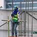Construction work - Bangkok, Thailand 2018