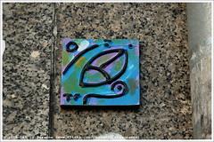 * (Dit is Suzanne) Tags: 06092016 img2304 polen poland польша варшава warsaw warschau ©ditissuzanne canoneos40d sigma18250mm13563hsm wandeling walk прогулка nazomer indiansummer бабьелето graffiti streetart стритарт граффити approximategeotag geotagbijbenadering