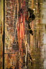 July 5, 2018 (shnphotographer) Tags: art broad museum artmuseum losangeles la cali california ca contemporaryart contemporary pins macro side multimedia collage