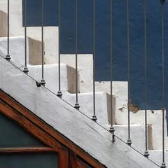 courtyard access (msdonnalee) Tags: steps stairway scala escalera escalier mexico mexiko messico mexique treppen diagonal lacasadelatrio explore innamoramento