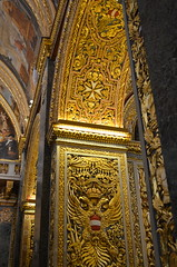 Chapel Of The Langue Of Germany [Valletta - 28 April 2018] (Doc. Ing.) Tags: 2018 malta museum ilbeltvalletta lavalletta valletta church cathedral saintjohnscocathedral cocathedral stjohn saintjohn romancatholic catholic baroque mattiapreti capital