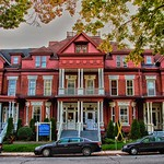 Brockville Ontario - Canada - Court Terrace - Heritage Building thumbnail