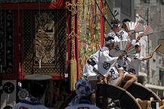 Gion Matsuri - 祇園祭 (小川 Ogawasan) Tags: japan japon kyoto gion matsuri festival 祇園祭 京都 giappone tradition human people face portrait shoot event