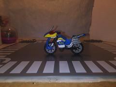 kamen rider black's acrobatter right (teamfourstud) Tags: kamen rider black rx minami kotaro showa toei machine machines acrbatter battle hopper riders 11 child sun
