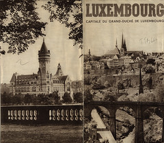 Luxembourg, Capitale du Grand-Duché de Luxembourg; 1930_1 (World Travel library - The Collection) Tags: villedeluxembourg city stadt 1930 capital historical architecture building luxembourg groussherzogtum lëtzebuerg grandduché grandduchy grossherzogtum luxemburg travelbrochurefrontcover frontcover black white bw retro vintage history antique antik europa europe world travel library center worldtravellib collection holidays tourism trip vacation brochures brochure papers prospekt catalogue katalog photos photo photography picture image collectible collectors sammlung recueil collezione assortimento colección ads online gallery galeria touristik touristische broschyr esite catálogo folheto folleto брошюра broşür documents dokument