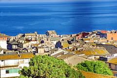 667 - Bastia la vieille ville vue depuis le boulevard Hyacinthe de Montera (paspog) Tags: bastia boulevardhyacinthedemontera corse corsica france mai may 2018