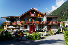 20180709-33-Swiss Hotel in Champex (Roger T Wong) Tags: 2018 alps champex europe montblanc rogertwong sel2470z sony2470 sonya7iii sonyalpha7iii sonyfe2470mmf4zaosscarlzeissvariotessart sonyilce7m3 switzerland tmb tourdumontblanc building bushwalk hike outdoors summer tramp trek walk