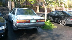 1988 Toyota Camry (SV21) Executive Sedan (ans.yu460) Tags: 1988 toyota camry sv31 executive sedan dqt660