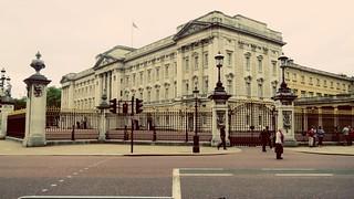 Sunday at Buckingham Palace
