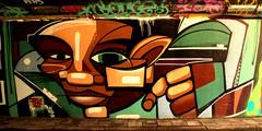 graffiti in Eindhoven (wojofoto) Tags: eindhoven nederland netherland holland berenkuil stepinthearena graffiti streetart wojofoto wolfgangjosten