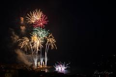 Concurs de focs artificials a Tarragona '18 (rfabregat) Tags: tarragona focsartificials concurs summer night fireworks firework